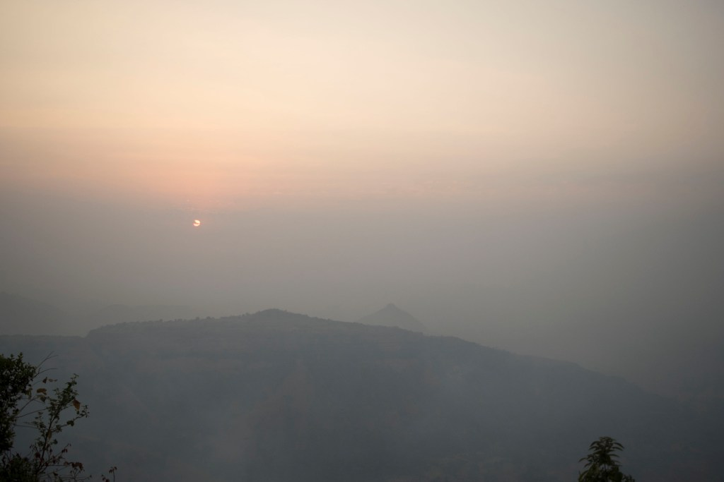 Sunset at Matheran